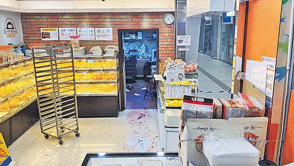 斬麵包店3職員後自首 40歲男疑精神病