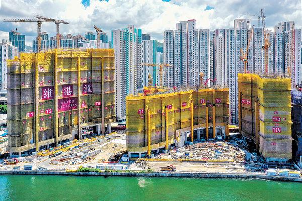 維港滙III加推39伙 折實入場費671萬
