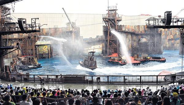 北京環球影城開幕 黃金周人均消費料$4000