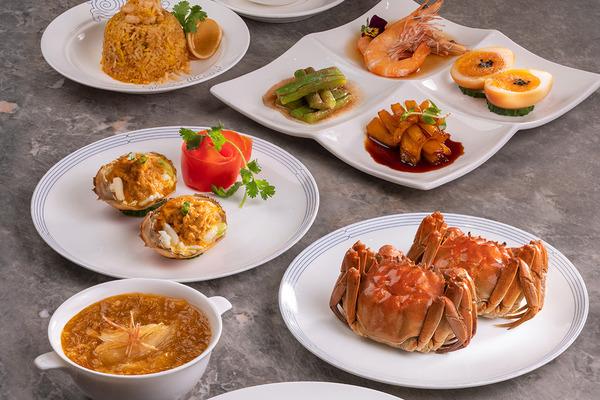 銅鑼灣十里洋場10月推出大閘蟹宴 匯豐信用卡套餐買一送一優惠