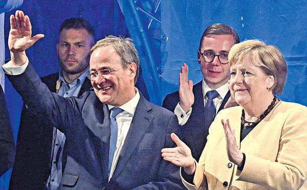 德國周日大選 默克爾接班人告急
