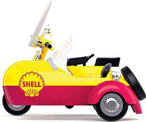 Shell × TINY 推9款限量模型車