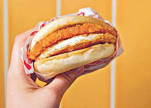 灣仔Burger新店 歎熟成20天牛肉漢堡