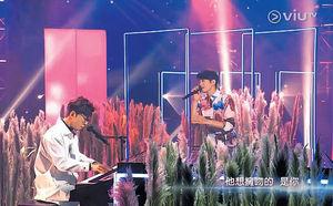 與3大樂壇新人合唱 梁詠琪讚呂爵安前途無限