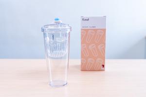 【珍珠奶茶】免飲管FLOAT漂浮珍奶杯!實測飲珍珠椰果/仙草奶茶 不用飲管環保走塑又方便