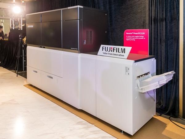 印出霓虹光管招牌! Fujifilm BI 新機增霓紅色碳粉