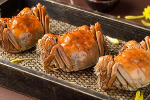 利寶閣大閘蟹放題2021 2小時任食3款煮法大閘蟹/片皮鴨/甜品/加送鮑魚