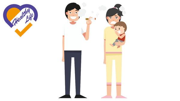 產檢及早提供資訊 準爸爸戒煙率增