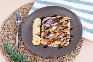 【泰式香蕉煎餅】自製簡易泰式香蕉煎餅食譜 免搓餅皮懶人版!15分鐘還原香甜脆口泰國街頭風味