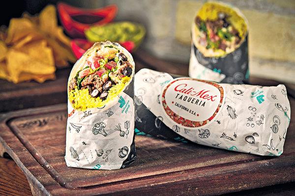 戶戶送×墨西哥菜餐廳 賣1份植物肉捲餅即捐$5