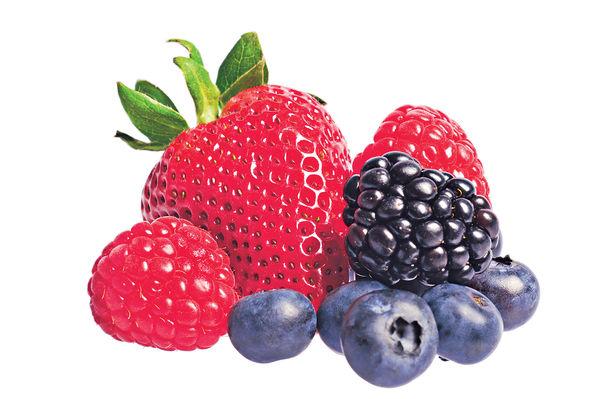 吃莓果助降血壓 每天宜進食多少?