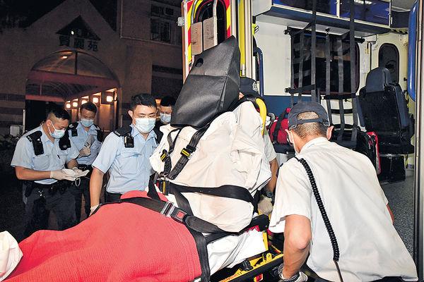 葵涌78歲翁遭子斬傷不治 改列謀殺案