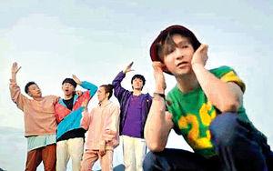 3號風球下派心冧神徒 盧瀚霆拍MV被黑蜂嚇到失控