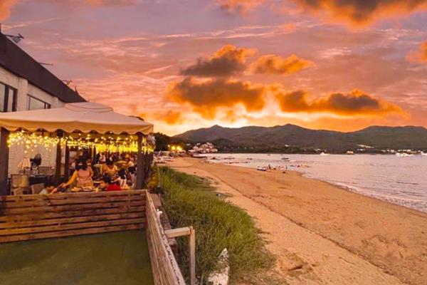 放假好去處!西貢沙灘海景泰式餐廳「泰道」 戶外座位無敵海景下歎泰國菜