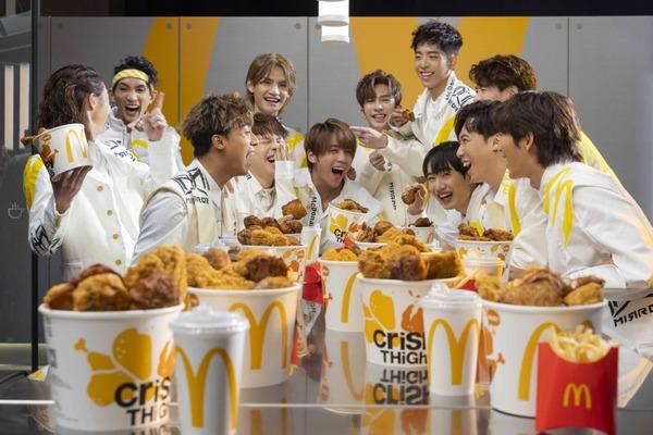 【麥當勞鏡仔卡】麥當勞聯乘MIRROR推出16款鏡仔卡!姜濤個人卡+團體卡率先登場/簽名包裝盒/全新口味麥炸雞