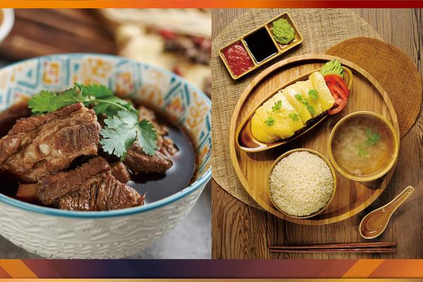 沙嗲軒 尋回正宗新加坡風味